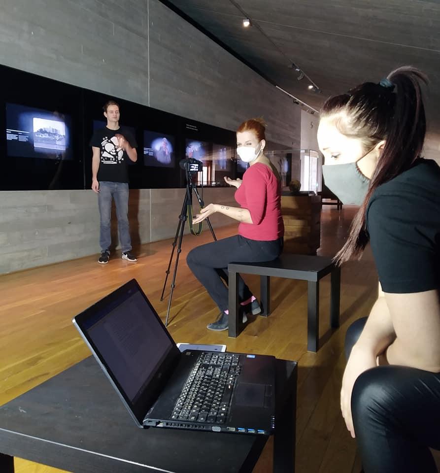 Muzeum za časů korony – Jak se ze mě stala youtuberka